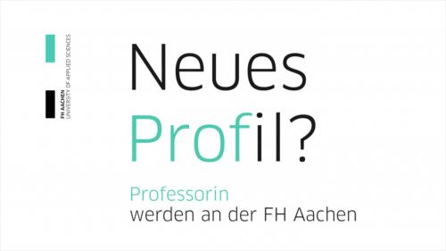FH Aachen - Neue Profil? p1