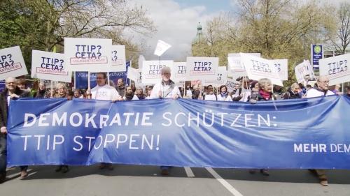 Mehr Demokratie - DEMO 2016 Hannover1